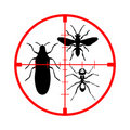Anti insects Royalty Free Stock Photos