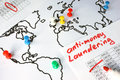 Anti-money laundering AML concept. Royalty Free Stock Photo