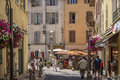 Antibes - French Riviera - South of France Royalty Free Stock Photo