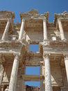 Antic ruins of Ephesus Royalty Free Stock Image