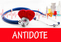 antidote Royalty Free Stock Photo