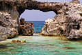 Antigua - Devil's Bridge Royalty Free Stock Photo