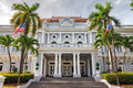 Antiguo casino de puerto rico historic building in san juan in beaux arts architecture Royalty Free Stock Photography