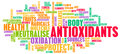 Antioxidants concept or anti oxidants or antioxidant Stock Photos