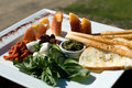 Antipasto Platter Royalty Free Stock Photos