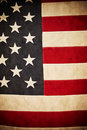 Antique American Flag  Stock Images