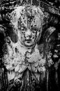 Antique Angel Cherub Stock Photos