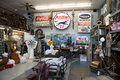 Antique archeology american pickers history channel tv show inside the shop of known as the on the the store is run by mike wolfe Stock Images