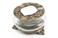Antique ashtray Royalty Free Stock Images
