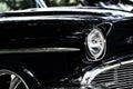 Antique Car Close Up