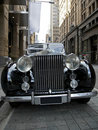 Antique Car, Rolls Royce Royalty Free Stock Image