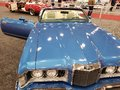 Antique cars on DFW Auto show TX USA Royalty Free Stock Photo