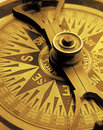 Antique Compass Royalty Free Stock Image