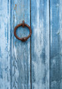 Antique Doorknocker Royalty Free Stock Images