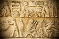 Antique Egypt Art Barble Background