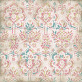 Antique Floral Background Royalty Free Stock Photography