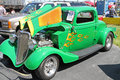 Antique Ford Hot Rod Automobile Royalty Free Stock Photo
