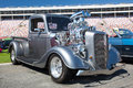 Antique Ford Pick Up Hot Rod Royalty Free Stock Photo