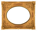 Antique Frame-22 Royalty Free Stock Photography