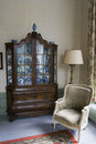 Antique furniture Stock Photos