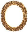 Antique gilded Frame