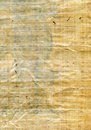 Antique papyrus texture Stock Images