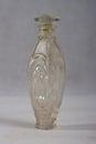 Antique perfume bottle - 1905 - 1910 Royalty Free Stock Photo