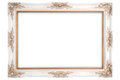 Antique photo frame Royalty Free Stock Photography