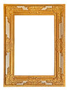 Antique photo frame Stock Image