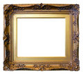 Antique Picture Frame Stock Photos