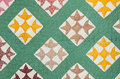 Antique Quilt Royalty Free Stock Photo