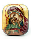 Antique religious icon