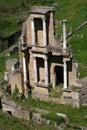 Antique roman theatre Royalty Free Stock Photo