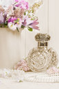 Antique Scent Bottle Royalty Free Stock Photo