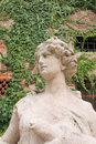 Antique statue of woman Royalty Free Stock Photo