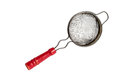 Antique Tea Strainer Royalty Free Stock Photo