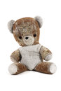 Antique teddy bear  Royalty Free Stock Photo