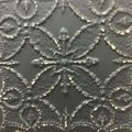 Antique tin ceiling moulding tile design Royalty Free Stock Photo