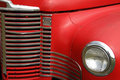 Antique Truck Grill Royalty Free Stock Image