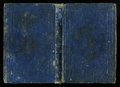 Antique Vintage Diary Journal Book Cover