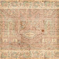 Antique Vintage paisley indian background Stock Photo