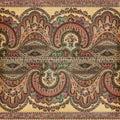Antique Vintage Paisley Indian...
