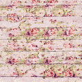 Antique vintage roses background in rustic fall colors on wooden background