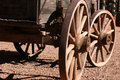 Antique Wagon Stock Photography