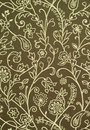 Antique wallpaper Stock Image