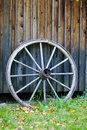 Antique wheel Stock Images
