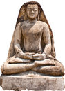 Antiques Buddha Royalty Free Stock Photos