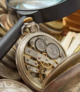Antiques. Royalty Free Stock Photo