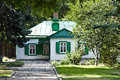 Anton chekhov s house in taganrog where the famous russian writer lived in a childhood Stock Photo