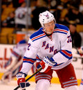 Anton Strolman New York Rangers Royalty Free Stock Images